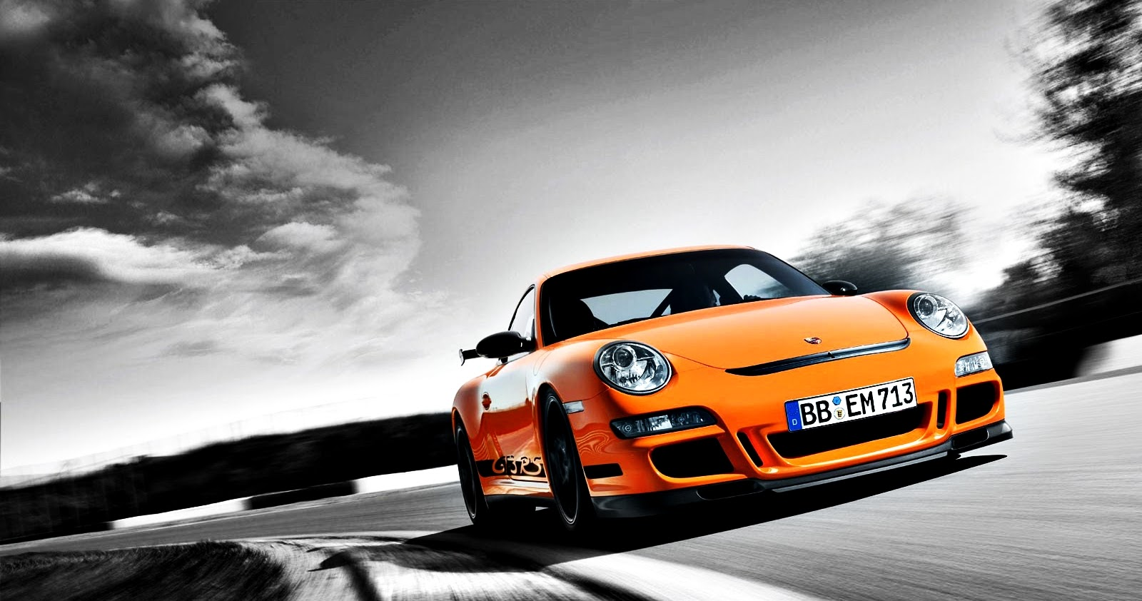 Back screen-Animation: cars HD wallpapers