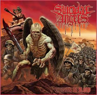 "Το video clip των Suicidal Angels για το τραγούδι ""Eternally to Suffer"""
