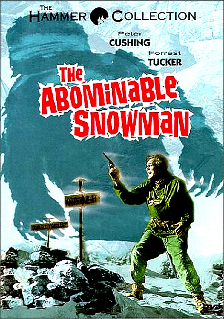 Horror Shock Lolipop A Z Challenge A Is For Abominable Snowman