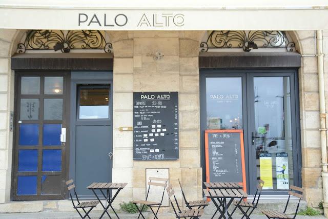 PALO ALTO Café-téria à Bordeaux