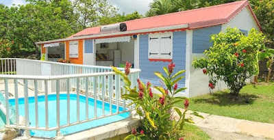 Location vacances Guadeloupe Berceuse Créole à Sainte Anne