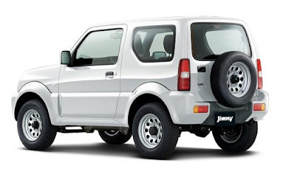 Desain Suzuki Jimny