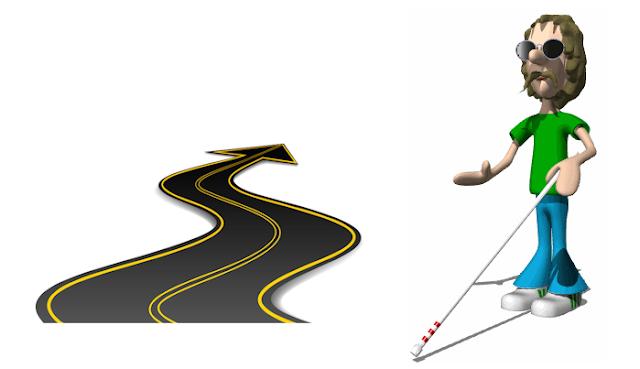 Blind navigation system