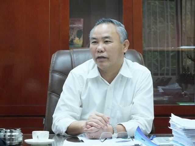 Thứ trưởng Bộ NN-PTNT Phùng Đức Tiến