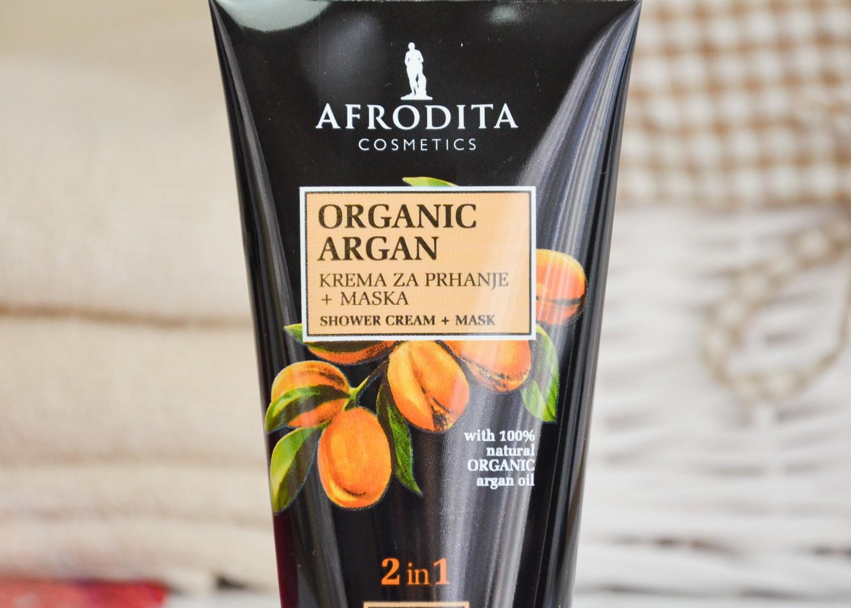 Afrodita 100% Spa Organic Argan Skincare