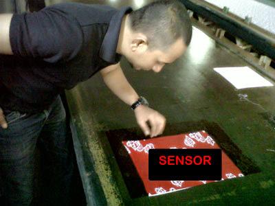 Seragam batik printing solo