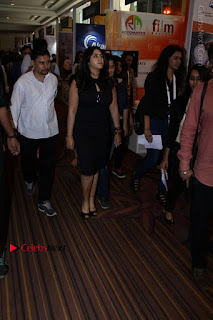 Ekta Kapoor Anurag Kashyap & Ramesh SippyAt at FICCI FRAMES 2017  0035.JPG