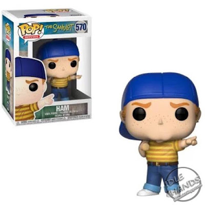 Funko Pops The Sandlot Ham