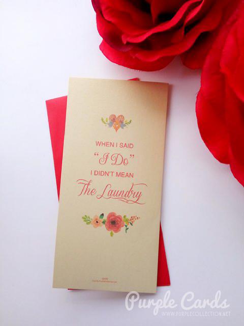 Chinese Cartoon Wedding Card Printing Malaysia, Kuala Lumpur, cetak, kad kahwin, cute, peonies, peony, elegant, unique, special, penang, ipoh, perak, melaka, seremban, nilai, johor bahru, singapore, bentong, pahang, kuantan, terengganu, kedah, kelantan, sabah, sarawak, kuching, miri, bintulu, kota kinabalu, sandakan, online order, express, rush, personalised, personalized, when i said I do i didn't mean the laundry