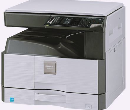 Sharp DX-C400FX Printer PCL6 PS Driver for Windows 10