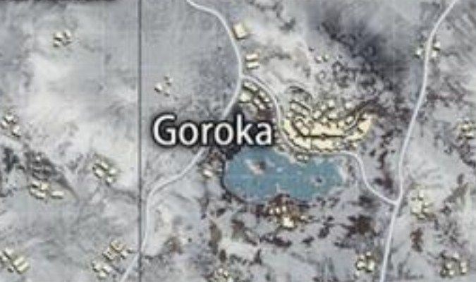 Lokasi Loot Terbaik di Vikendi Map PUBG Mobile - Goroka