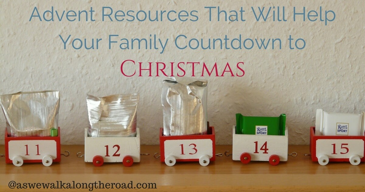 28 advent resources to help your family count down to. Black Bedroom Furniture Sets. Home Design Ideas
