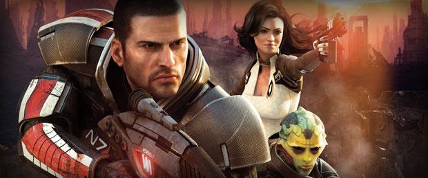Mass Effect 2 Armor