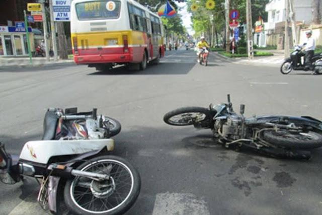trên 6.700 người thiệt mạng vì tai nạn giao thông