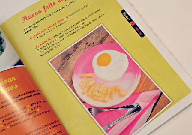 recetas de cocina fáciles
