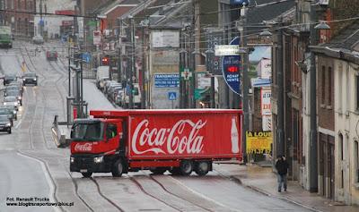 Renault Trucks T, Coca-Cola