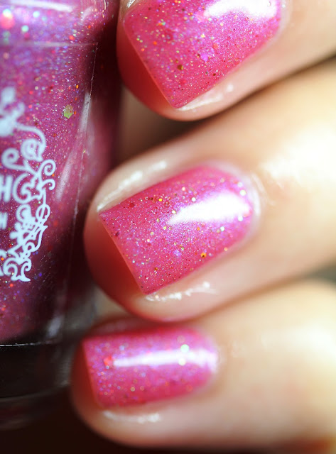 My Indie Polish The Pink Planet Canadian Indie