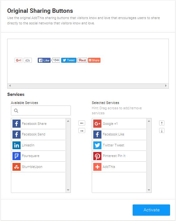 Cara Membuat Tombol Berbagi Ke Sosial Media Dengan Mudah