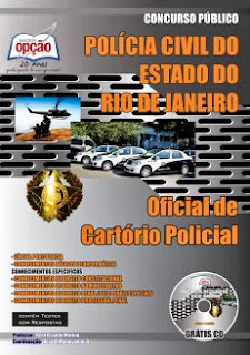 Apostila Concurso Polícia Civil RJ 2014