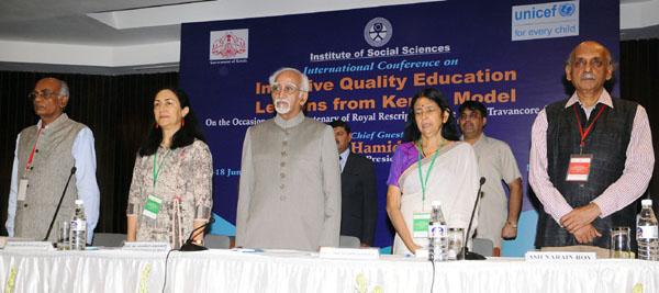 केरल की सामाजिक प्रगति ने राज्य के आर्थिक विकास का मार्ग प्रशस्त किया: उपराष्ट्रपति