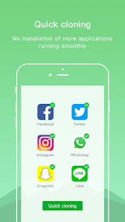 Dual Space Multiple Accounts Parallel APP v2.0.2 Pro Latest APK is Here!