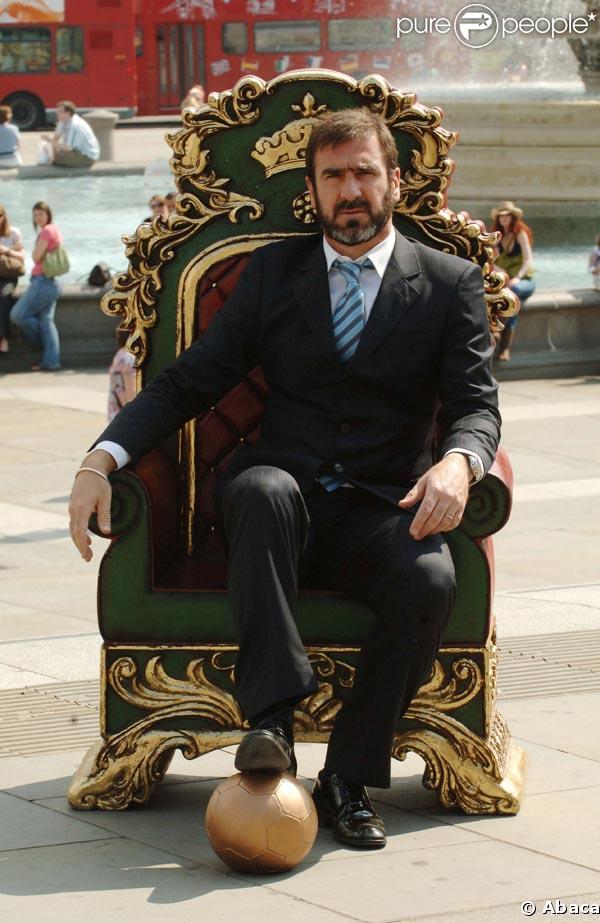 · manchester united confirm cristiano ronaldo return · related articles. Eric Cantona King of The Premier League - Iskandar Norman