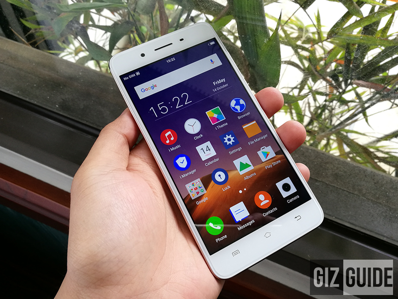 gizguide-vivo-y55-display Vivo Y55 Review - Beautiful And Capable Machine, Made Affordable! Technology