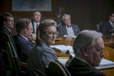 Meryll Streep impresionante