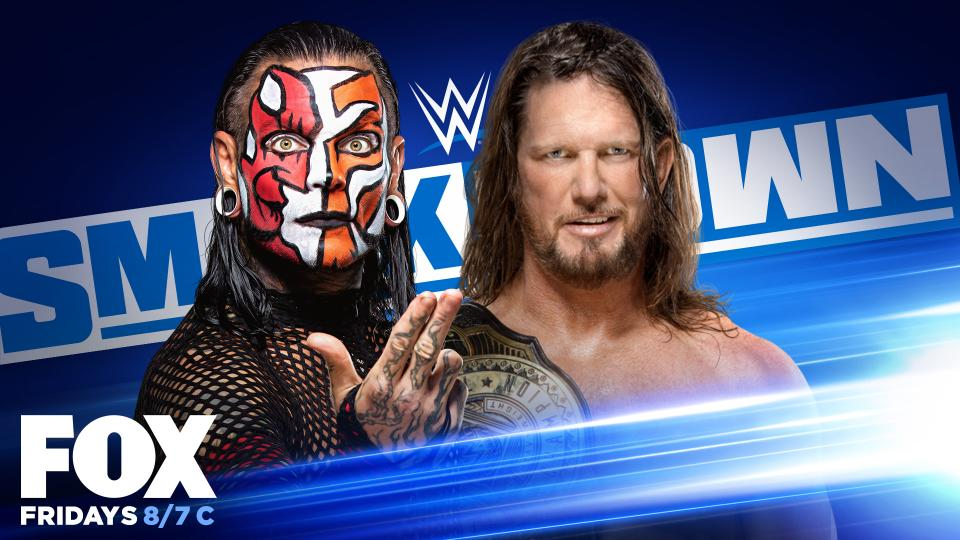 WWE SmackDown Results - August 21, 2020