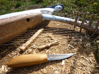 spoon carving first steps bushcraft