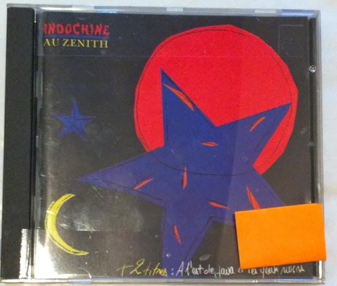 CD - Au Zénith - Indochine (semi nuevo)