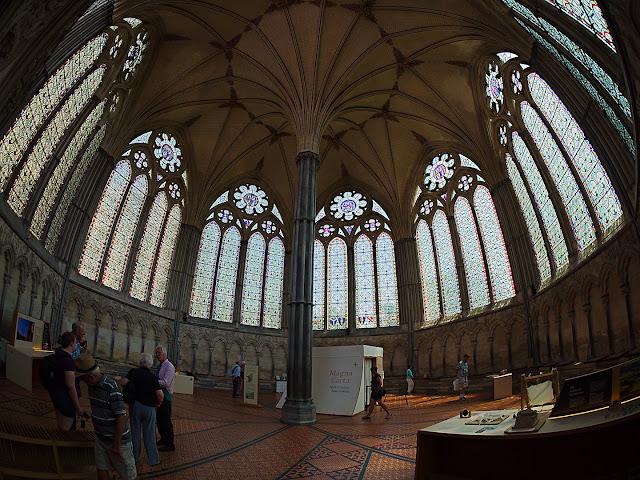 Kathedrale Salisbury Magna Charta
