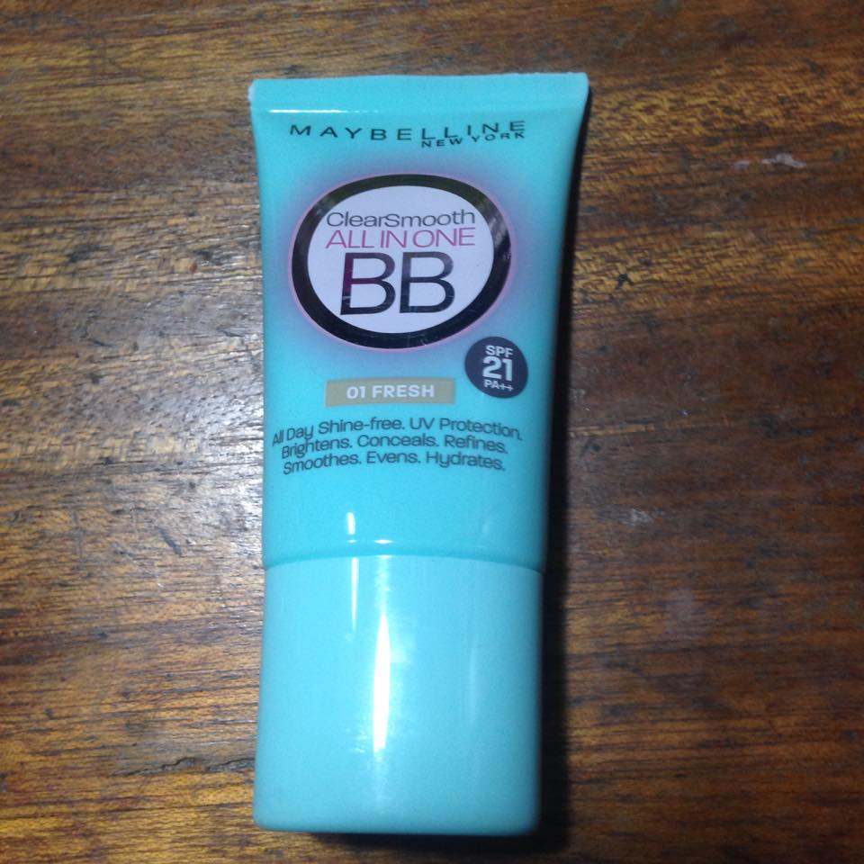 Yhang's MakeUp Collection: Review: Maybelline ClearSmooth