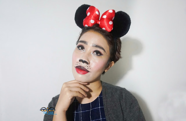 mouse-cat-makeup-tutorial