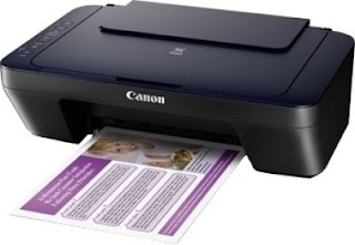 Canon PIXMA E460 Printer Driver All Windows, Mac, Linux
