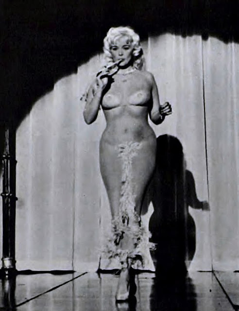 That would jayne mansfield naked