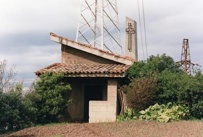 Capilla de Santa Bárbara de La Barca