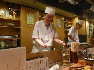 okonomiyaki spécialité culinaire d'Osaka