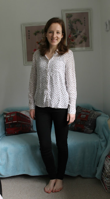 Winter Primark and Pull & Bear Haul, Fashion, Blog, Blogger, Love, Love Heart Shirt, Pull & Bear, Haul,