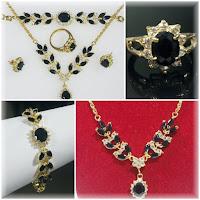 Jual Set Perhiasan Kelulut