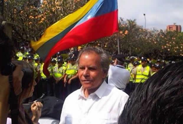 """Diego Arria: Quedó demostrado que el ingreso de la ayuda tendrá que ser """"a la fuerza"""""""