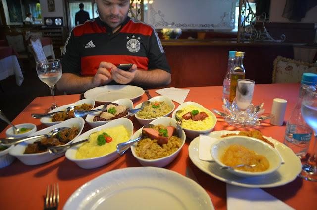Restaurante Höppner, Gramado.