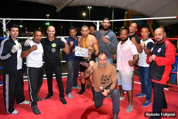 Torneio Estadual de Muay Thai é sucesso em São Pedro da Aldeia