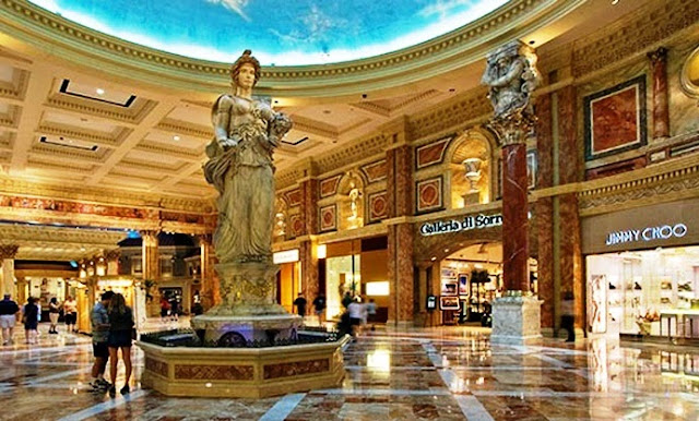 Shopping Forum Shops Las Vegas
