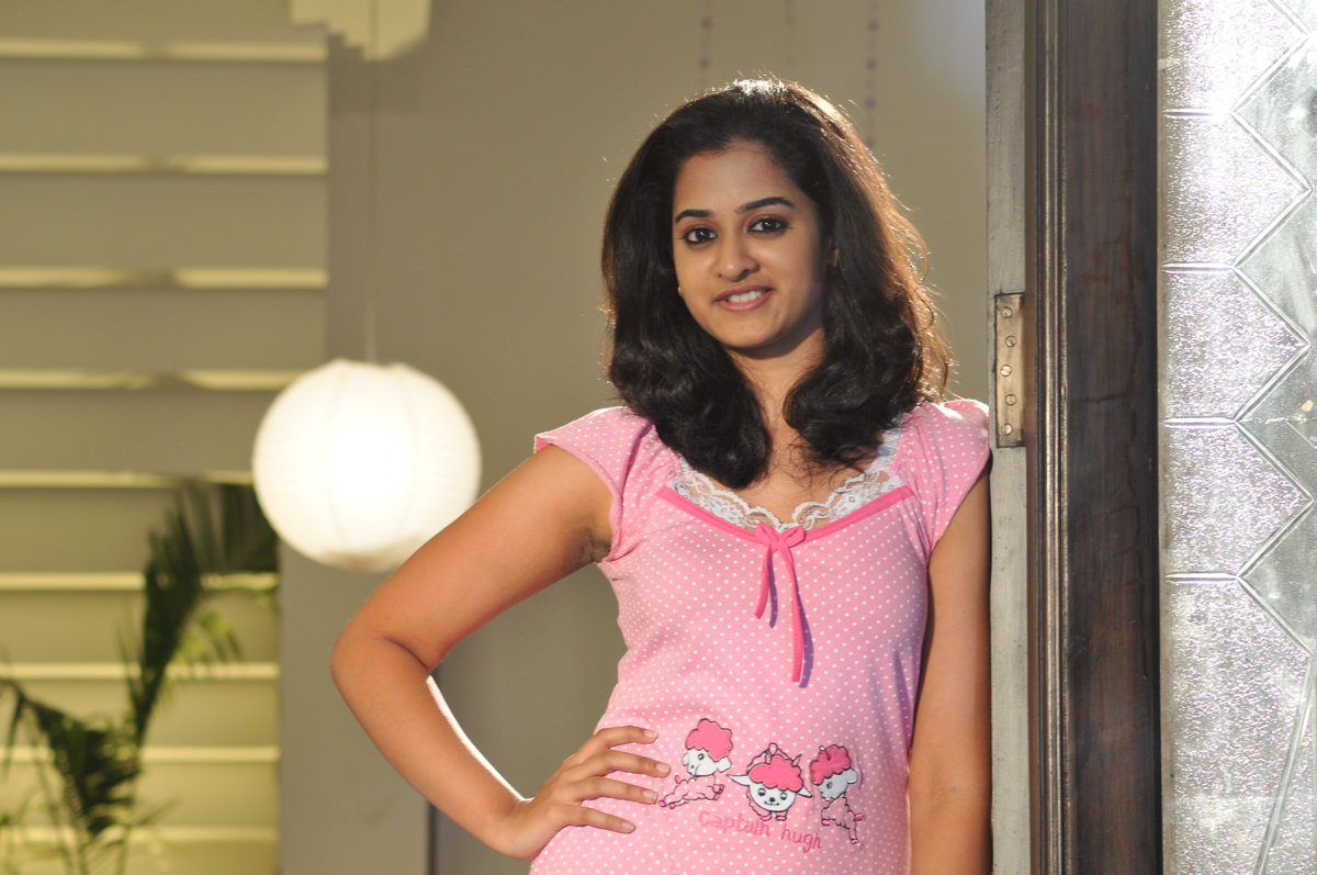 Actress Shanvi Nanditha Latest Images