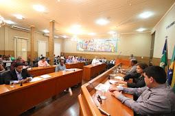 Câmara de Laranjeiras fecha ano criticando desgoverno de Paulinho das Varzinhas
