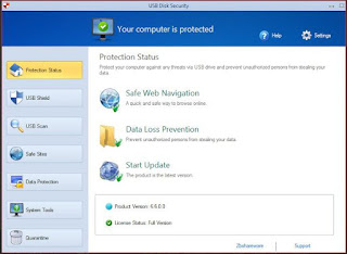 تحميل برنامج حماية الفلاشة من الفيروسات USB Disk Security 2020 للكمبيوتر