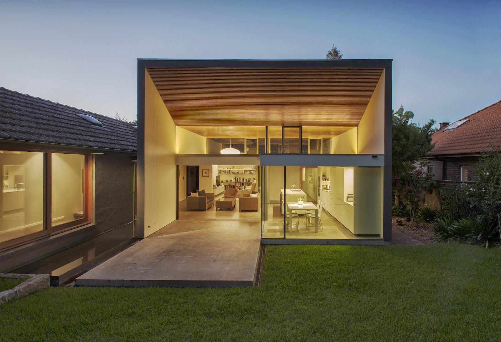 1 2 Architecture Sydney House Extension