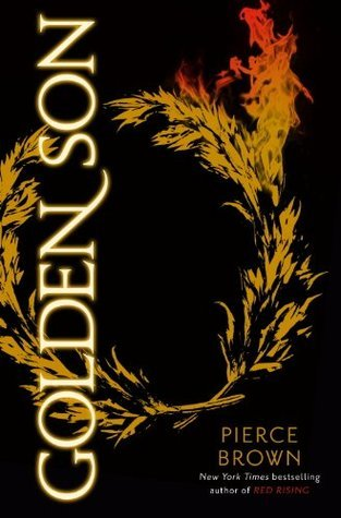 Golden Son (Red Rising Trilogy#2) by Pierce Brown, Book Review