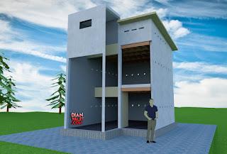 Desain Rumah Walet RBW Minimalis 4x4 Full Video DIAN WALET